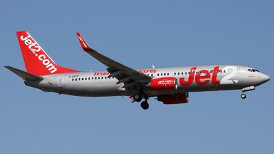 A picture of GDRTU - Boeing 73786N - Jet2 - © Firat Cimenli