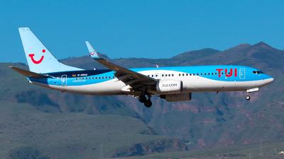 A picture of DABAG - Boeing 73786J - TUI fly - © Pablo Gonzalez de Leon