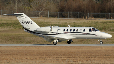 A picture of N400TG - Cessna 525B CitationJet CJ3 - Delta Private Jets - © Carlos Barcelo
