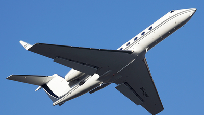 VP-CMY - Gulfstream G450 - Private