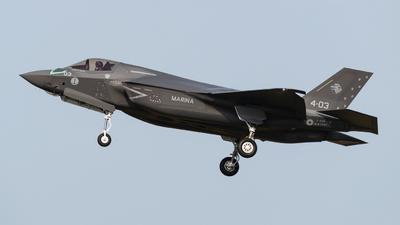 MM7454 - Lockheed Martin F-35B Lightning II - Italy - Navy