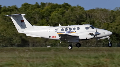 P2-ZMY - Beechcraft 200 Super King Air - McDermott Aviation