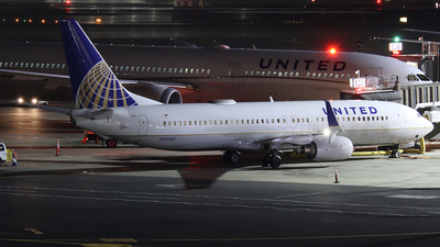 A picture of N33289 - Boeing 737824 - United Airlines - © Xiamen Air 849 Heavy