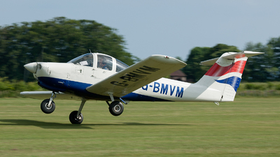 G-BMVM - Piper PA-38-112 Tomahawk - Private
