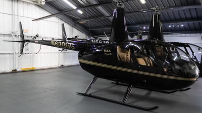 N620GG - Robinson R44 Raven II - Private