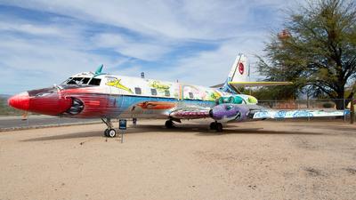62-4200 - Lockheed VC-140B Jetstar - United States - US Air Force (USAF)