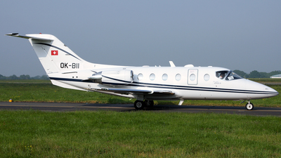 OK-BII - Beechcraft 400A Beechjet - Private