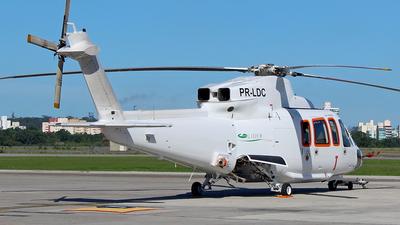 A picture of PRLDC - Sikorsky S76C2 - [760783] - © Eduardo Jeppesen / Equipe GIG ao vivo