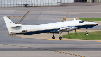 N619BA - Fairchild SA227-AC Metro III - Bemidji Aviation Services