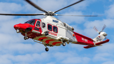 A picture of VHNVE - AgustaWestland AW139 - CHC Helicopters Australia - © Clinton_vern