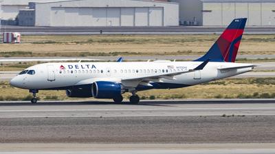 N115DU - Bombardier CSeries CS100  - Delta Air Lines