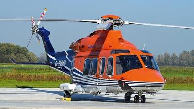 D-HHMH - Agusta-Westland AW-139 - Heli Service