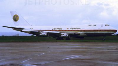 9K-ADA - Boeing 747-269B(M) - EgyptAir (Kuwait Airways)