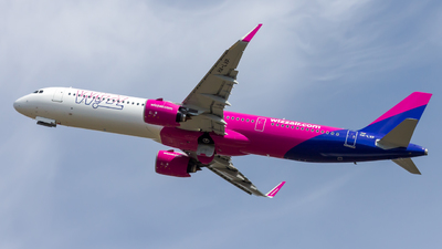 HA-LVP - Airbus A321-271NX - Wizz Air