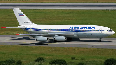 RA-86070 - Ilyushin IL-86 - Pulkovo Aviation Enterprise