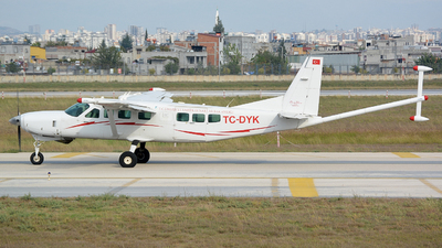 TC-DYK - Cessna 208B Grand Caravan EX - Turkey - Ministry of Energy and Natural Resources