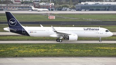 D-AIEH - Airbus A321-271NX - Lufthansa