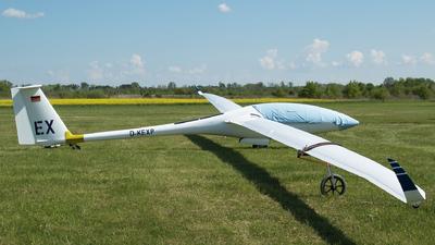 D-KEXP - Binder Flugmotorenbau ASH-25 EB28 - Private