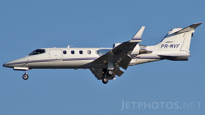 PR-MVF - Bombardier Learjet 31A - Private
