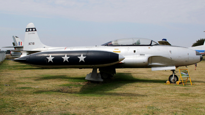 51-6718 - Lockheed T-33A Shooting Star - United States - US Air Force (USAF)