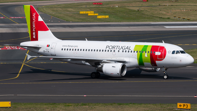 CS-TTK - Airbus A319-111 - TAP Air Portugal