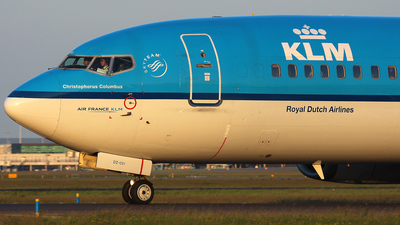 PH-BDZ - Boeing 737-406 - KLM Royal Dutch Airlines