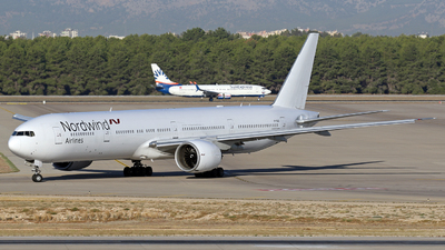 VP-BJO - Boeing 777-35EER - Nordwind Airlines