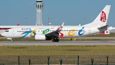 A picture of B1930 - Boeing 73785C - Hebei Airlines - © HXD3D-0080