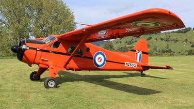 ZK-CKH - De Havilland Canada DHC-2 Mk.I Beaver - Private