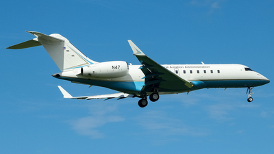 N47 - Bombardier BD-700-1A11 Global 5000 - United States - Federal Aviation Administration (FAA)