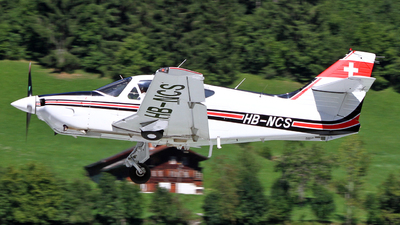 HB-NCS - Rockwell Commander 114 - Private