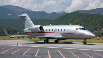 9H-VFE - Bombardier CL-600-2B16 Challenger 605 - VistaJet