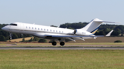 N410M - Bombardier BD-700-1A10 Global 6000 - Private