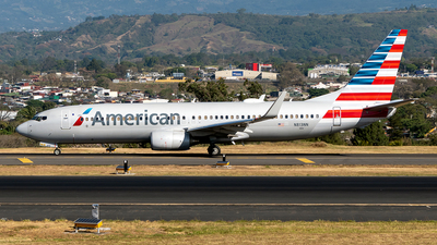 A picture of N813NN - Boeing 737823 - American Airlines - © Cristian Quijano