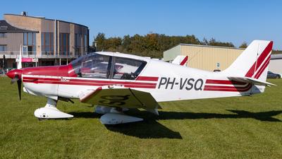 PH-VSQ - Robin DR400/135cdi Ecoflyer - Private