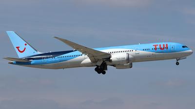 G-TUIM - Boeing 787-9 Dreamliner - TUI