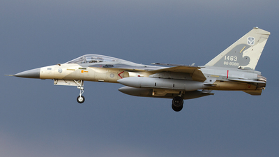 1463 - AIDC F-CK-1C Ching Kuo - Taiwan - Air Force