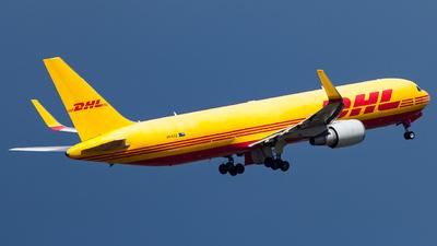 VH-EXZ - Boeing 767-3JHF(ER) - DHL (Tasman Cargo Airlines)