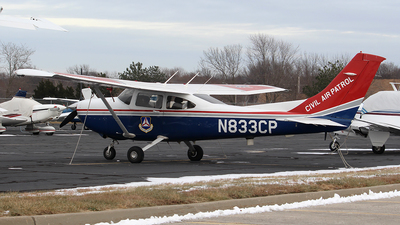 N833CP - Cessna 182T Skylane - United States - US Air Force Civil Air Patrol