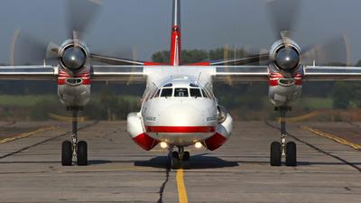 34 - Antonov An-32P - Ukraine - State Emergency Service