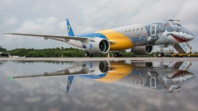 A picture of PRZGQ - Embraer E190E2 - Embraer - © Leonardo Carvalho