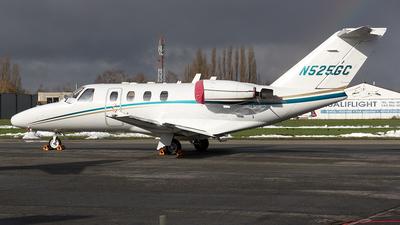 A picture of N525GC - Cessna 525 CitationJet CJ1 -  - © Sotos