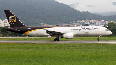 N454UP - Boeing 757-24A(PF) - United Parcel Service (UPS)