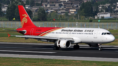B-9909 - Airbus A320-214 - Shenzhen Airlines