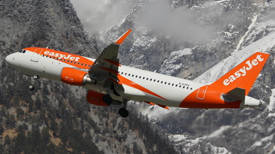 A picture of GEZGY - Airbus A320214 - easyJet - © Dominik Fasching