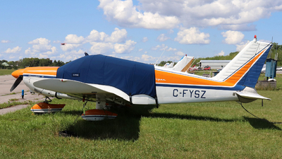 C-FYSZ - Piper PA-28-180 Cherokee D - Outaouais Flying Club