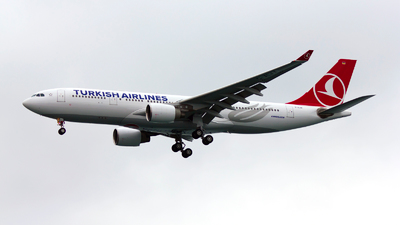 D-ALAA - Airbus A330-223 - Turkish Airlines