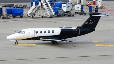 HA-JEO - Cessna 650 Citation III - Jetstream Air