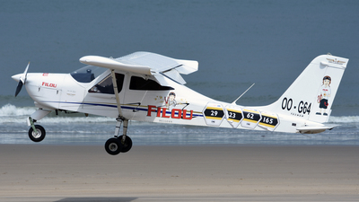 OO-G64 - Tecnam P92 Echo Classic - Private