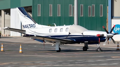 N463RD - Socata TBM-850 - Private